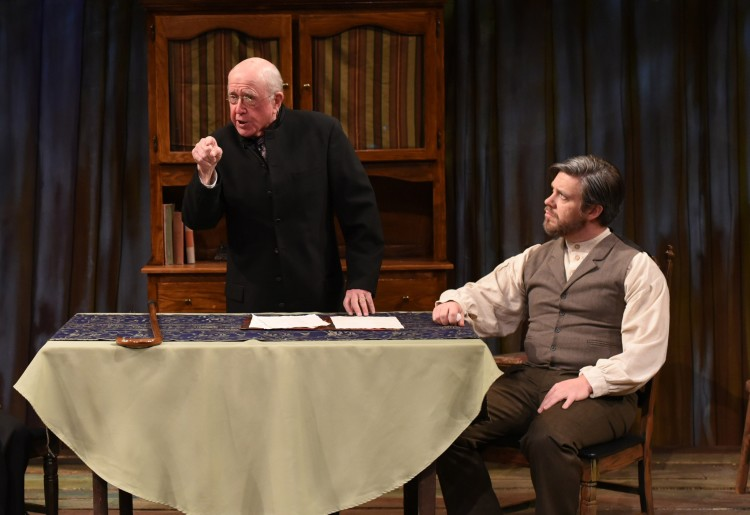 Preview:  Warehouse Takes Brisk Look at Classic Uncle Vanya