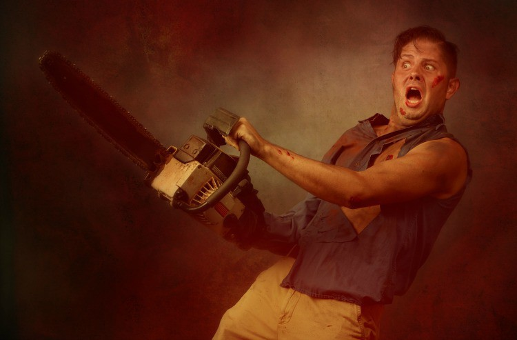 Review: Warehouse Theatre stages hilarious Evil Dead: The Musical