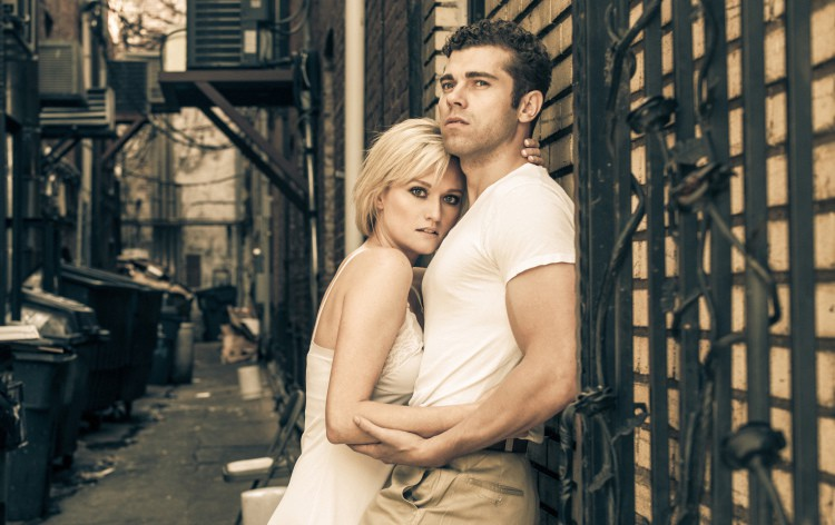 """Review:  """"Streetcar Named Desire"""" Heats Up The Warehouse"""