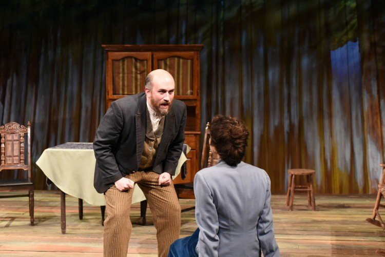 Review:  Warehouse Theatre Offers Graceful Uncle Vanya