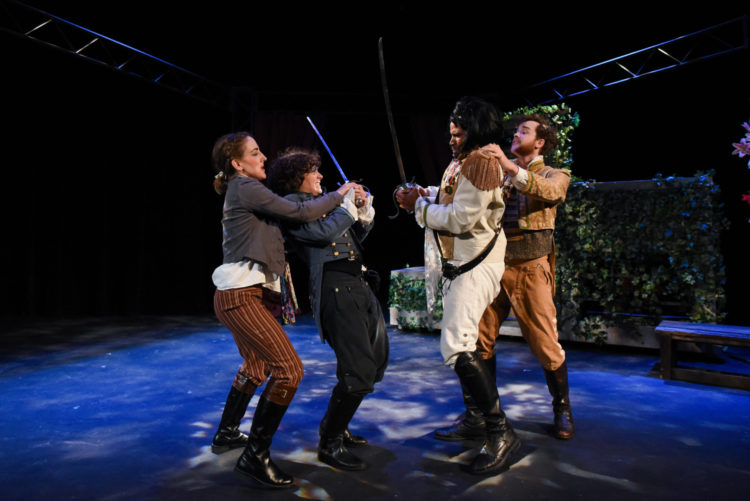 Review:  Warehouse Theatre's Twelfth Night is Captivating