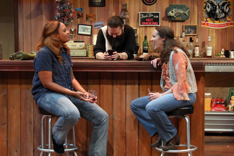 BWW Review:  SWEAT Brings Heat to Warehouse