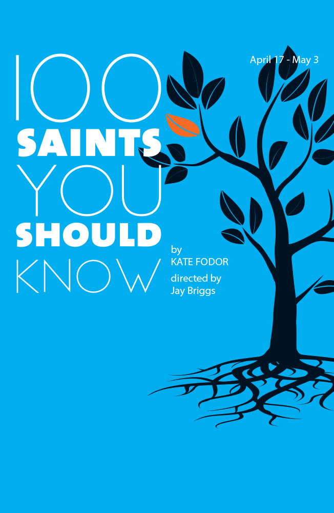 100 Saints You Should Know
