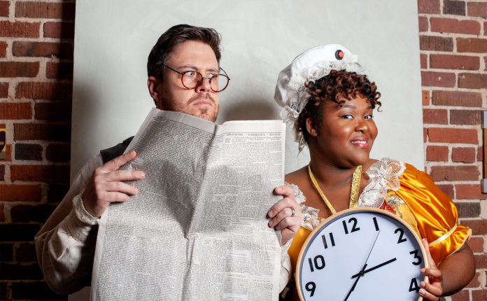 Two Classic Latent Lovers Visit Greenville in 'Pride and Prejudice' Adaptation