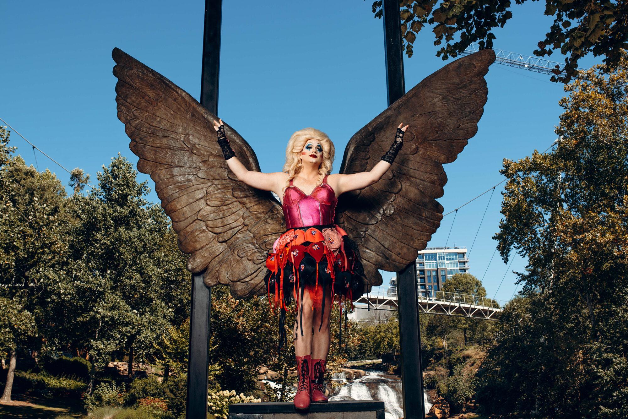 BWW Interview: Delighted Tobehere of HEDWIG AND THE ANGRY INCH at Warehouse Theatre